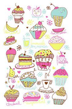 ♥ Cupcakes!, via Flickr.