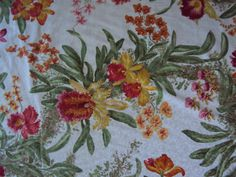 Brunschwig & Fils Pele Rain Forest Fabric
