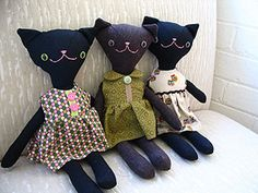 Agnes, Bridget & Esther by fionadalton, via Flickr