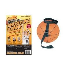 The Shooting Strap by Star. $16.95. The SHOOTING STRAP attaches to your non-shooting arm and hand and prevents it from delivering force for the shot. All the arm and hand are allowed to do is perform their proper roll - to help catch and stabilize the ball until the shooting hand sends it on its way to the basket. Because proper form in the non-shooting arm / hand is developed AUTOMATICALLY, the athlete can then TOTALLY concentrate on executing proper form with the shooting ...