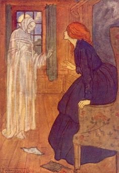 The Ghost's Petition - The Poems of Christina Rossetti, 1910