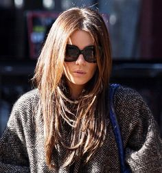 Kate Beckinsale in Kate Beckinsale Out And About In NY