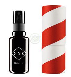 Oak Beard Oil geeft de baard een weldadige verzorging, waarna de baard makkelijker door te kammen is en een natuurlijke glans krijgt.