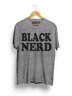 d01cafd4731 African American T-shirt Tee Shirts Black Nerd African Print Melanin Queen  King Fabric African Clothing Black History Month HBCU AKA HBCU