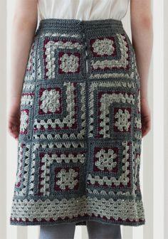Opal Skirt on crochet today. Love love LOVE this.