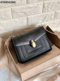 Bvlgari Bags, Chain Shoulder Bag, Card Case, Continental Wallet, Lace, Women, Racing, Woman