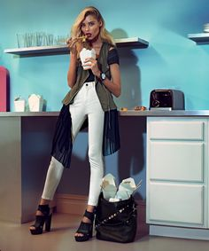 Diesel - Spring Summer Campaign 2013 want these shoes