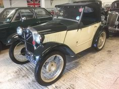 1929 Austin 7 Arrow 2 Seater For Sale (picture 6 of 6 Vintage Cars, Antique Cars, Austin Cars, Austin Seven, Classic Cars British, Swallow, Old Cars, Hot Rods, Motors