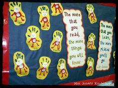 Mrs. Jones's Kindergarten: A Seuss Rhyme