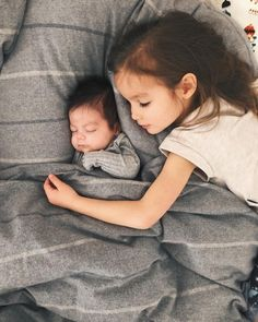 Stolen moments between siblings Image credit: Babies R, Cute Babies, Newborn Sibling, Lower Body Muscles, Kristina Pimenova, Perfect Woman, Baby Fever, Stay Fit, Children Photography