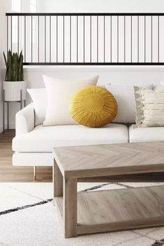 Browse more Modern, Minimal living room designs and other interior decorating ideas on Havenly. Find inspiration and discover beautiful interiors designed by Havenly's talented online interior designers.
