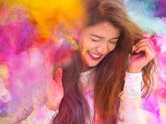 Hair And Skin Care Tips For Holi 2021 Dehati Girl Photo, Girl Photo Poses, Girl Poses, Photo Shoot, Holi Pictures, Girl Pictures, Beautiful Girl Photo, Beautiful Girl Image, Beautiful Moon