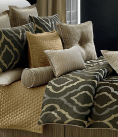 """Candice Olson """"Bedazzled"""" Bedding Collection 