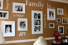 Family Wall -link doesn't go to original post & I can't find it on website