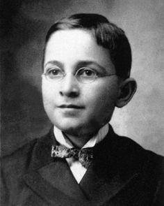 1894 Young HARRY S TRUMAN 10 years old--Harry Truman when he was 10 yrs-old.  As a young boy, Truman had three main interests: music, reading, and history, all encouraged by his mother, to whom he was very close.  As president, he solicited political as well as personal advice from her.  He got up at five every morning to practice the piano, which he studied twice a week until he was fifteen.  Truman was a page at the 1900 Democratic National Convention at Convention Hall in Kansas City…