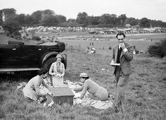Britse picknick / British picnic