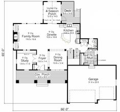 House Plan #288192 and Many Other Home Plans, Blueprints by Westhome Planners