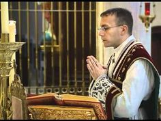 SO WORTH watching - Fr. Goodwin's Spiritual Commentary on the Mass : Most beautiful descriptions + symbolism!  #Catholic #Cathmedia #LatinMass Visual + auditory CATECHISM! Quotes galore. This is what the Holy Sacrifice of the Mass IS and what it means....
