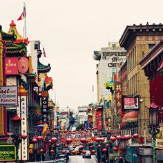 Love to shop for my feng shui stuff in Chinatown, San Francisco