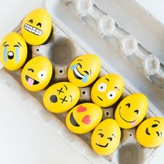 9 Delightfully Silly Easter Egg Ideas