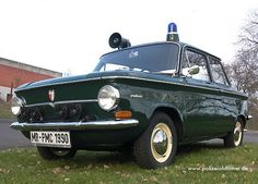 NSU Prinz 4 - 1964 | ^ https://de.pinterest.com/mattw2548/cool-police-cars/