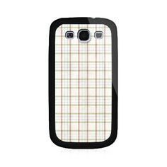 Green And Red Squares Samsung Galaxy S3 Case