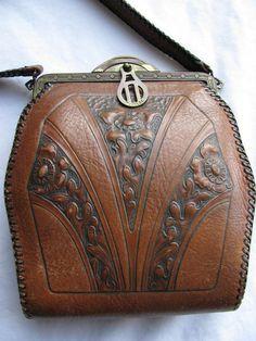 meeker arts & craft purse