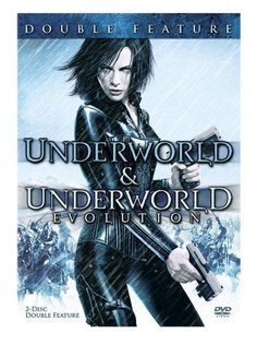 UNDERWORLD/UNDERWORLD:EVOLUTION