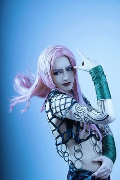 JoJo's Bizarre Adventure - Cia(小葛) Diavolo Cosplay Photo - Cure WorldCosplay