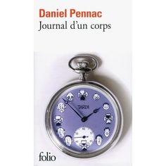 Pennac  Le journal d'un corps