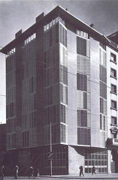 Coderch | Casa de la Marina | 1952