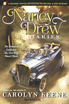 Nancy Drew Diaries #2 by Stefan Petrucha Graphic Novel