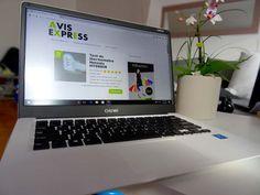 Test Chuwi LapBook - présentation - par avis-express