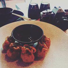 Dumplings. #yuzu #goodfood #foodporn #instagram #instagood #picoftheday #capetown #lovethiscity #birthday #birthdaydinner