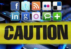De risico's die je loopt per sociaal netwerk [Infographic]