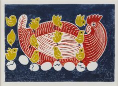 old russian easter postcards | Edward Bawden for Fortnum & Mason …