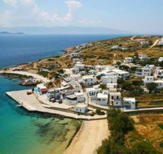 Donousa, Greece Beautiful Islands, Beautiful Places, Greek Islands, Greece Travel, Summertime, Landscapes, To Go, Places To Visit, Wanderlust