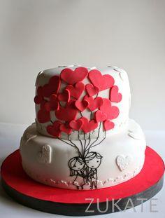 torta casamiento corazones Mini Cakes, Cupcake Cakes, Drippy Cakes, Cake Structure, Silhouette Cake, Mirror Glaze Cake, Heart Cakes, Valentine Cake, Engagement Cakes