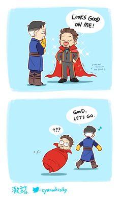One Iron Man to go, please