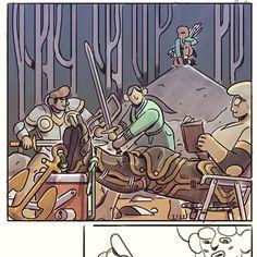 Testing. #drawing #illustration #comics by mackenzieschubert