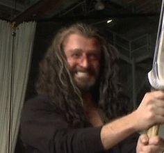 Behind the scenes of The Hobbit!