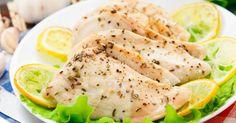 Recette de Blancs de poulet légers au fromage frais persillé. Facile et rapide à réaliser, goûteuse et diététique.