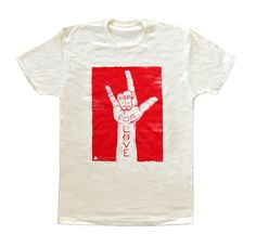 'Fight For Love' Tee from Fight the New Drug