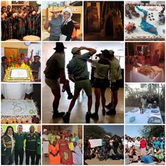 From Windhoek to Vic Falls, Cape Town to Kigali, staff in Wilderness Safaris offices and camps across Africa celebrated their heritage, and the company's 35th birthday, on Friday 31 August, 2018. Each party was an evocative and heartfelt commemoration of our commitment to changing lives and creating purposeful journeys across this extraordinary continent. 35th Birthday, Camps, Cape Town, Continents, Offices, Wilderness, Safari, Africa, Journey