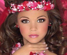 fat little girl beauty pageant