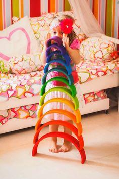 Nuestro arco iris Waldorf - Tigriteando