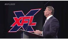 Former XFL Commissioner Oliver Luck Suing Vince McMahon For Wrongful Termination Nxt Takeover, Vince Mcmahon, Wrestling News, Big Show, Boxing News, First Game, Espn, Football Team, April 21