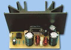 How to build Mighty Midget 36W Audio Amplifier Using TDA1562Q