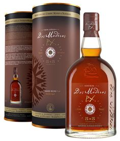 Dos Maderas PX luxury aged rum from the Caribbean