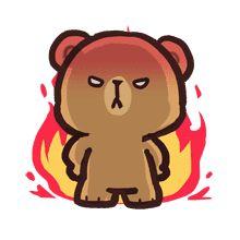 Mocha daily life emoji set is now here! Perfect for cool and calm one, just like Mocha! Cute Couple Cartoon, Cute Cartoon Pictures, Cute Love Cartoons, Cute Anime Pics, Chibi Cat, Cute Chibi, Kawaii Wallpaper, Wallpaper Iphone Cute, Gif Mignon